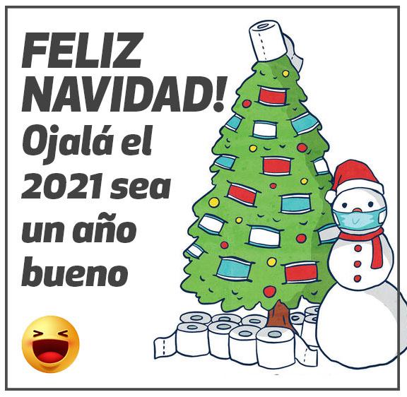 Imágenes de Feliz Navidad para Facebook para Whatsapp